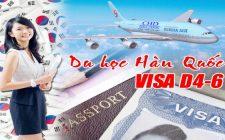 Du học nghề Hàn Quốc visa gì cần chuẩn bị?