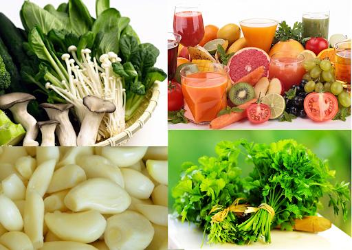 loại thực phẩm phòng chống ung thư