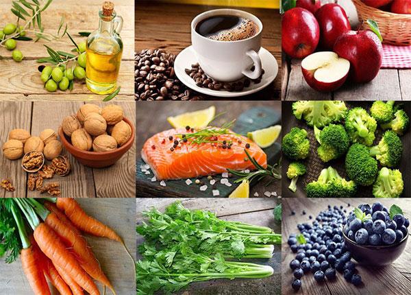 5 thực phẩm chống ung thư