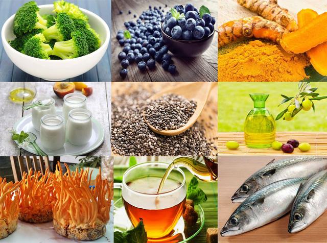 8 thực phẩm giúp giết chết tế bào ung thư